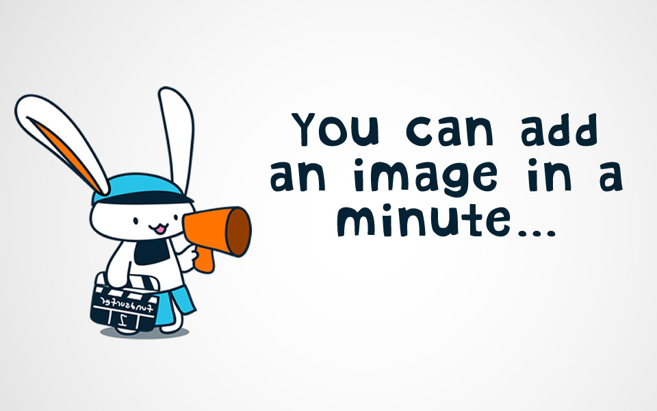 You can add an image in a minute...