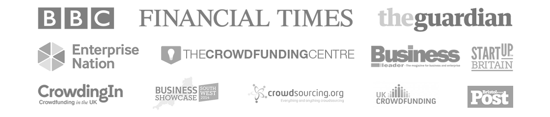 Fundsurfer projects have been mentioned in: BBC, Financial Times, The Guardian and more