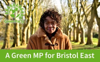 A Green MP for Bristol East