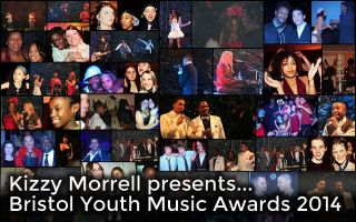 Kizzy Morrell presents... Bristol's Regional Youth Music Awards 2014
