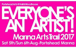 Everyone's an Artist! - Marina Arts Trail 2017