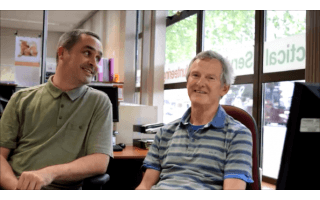 Specialist Training (and Biscuits) for Age UK Bristol Volunteers