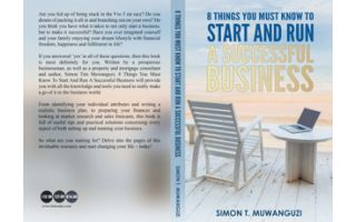 Helping Ugandan Students fulfil their potential through 10,000 business books to aid education and the economy.
