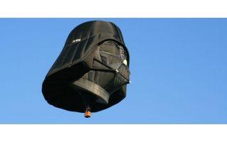 Bring Darth Vader to the Bristol International Balloon Fiesta