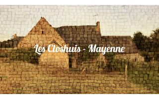 Les Closhuis, renovation and self sufficiency project
