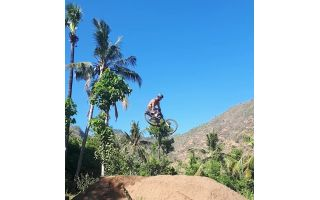 Launch Pad - a BMX and Mountain Bike Park in Bali