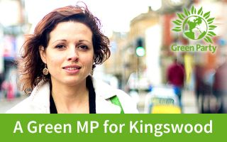 A Green MP for Kingswood, Bristol
