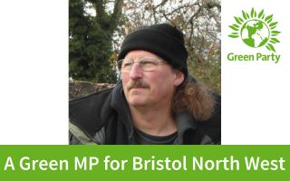 A Green MP for Bristol North West