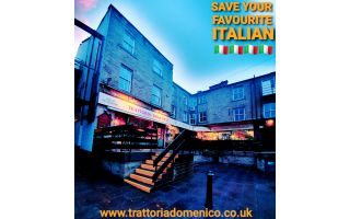 Help Save Trattoria Domenico Italian Restaurant