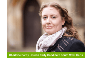 The Green Party campaign for South West Herts and Hemel Hempstead