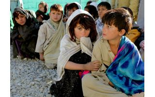 UK Funding for Afghanistan Families