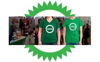 A Green Party presence at Co-operative Congress