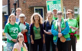 A Green County Councillor for Cambridgeshire!