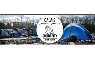 Calais Action - Brixton/South London drop off