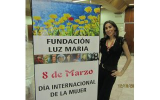 Fundacion Luz Maria helps victims of domestic violence