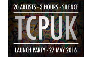 TCPUK - Tunisian Collaborative Painting in the UK Launch Event