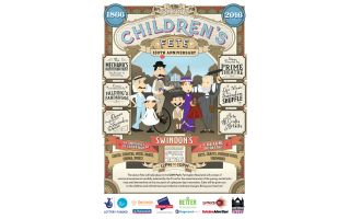 The 150th Anniversary of Swindon's traditional Children's Fete