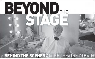 Beyond the Stage Photography Exhibition