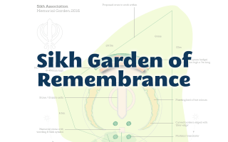 Sikh Garden of Remembrance