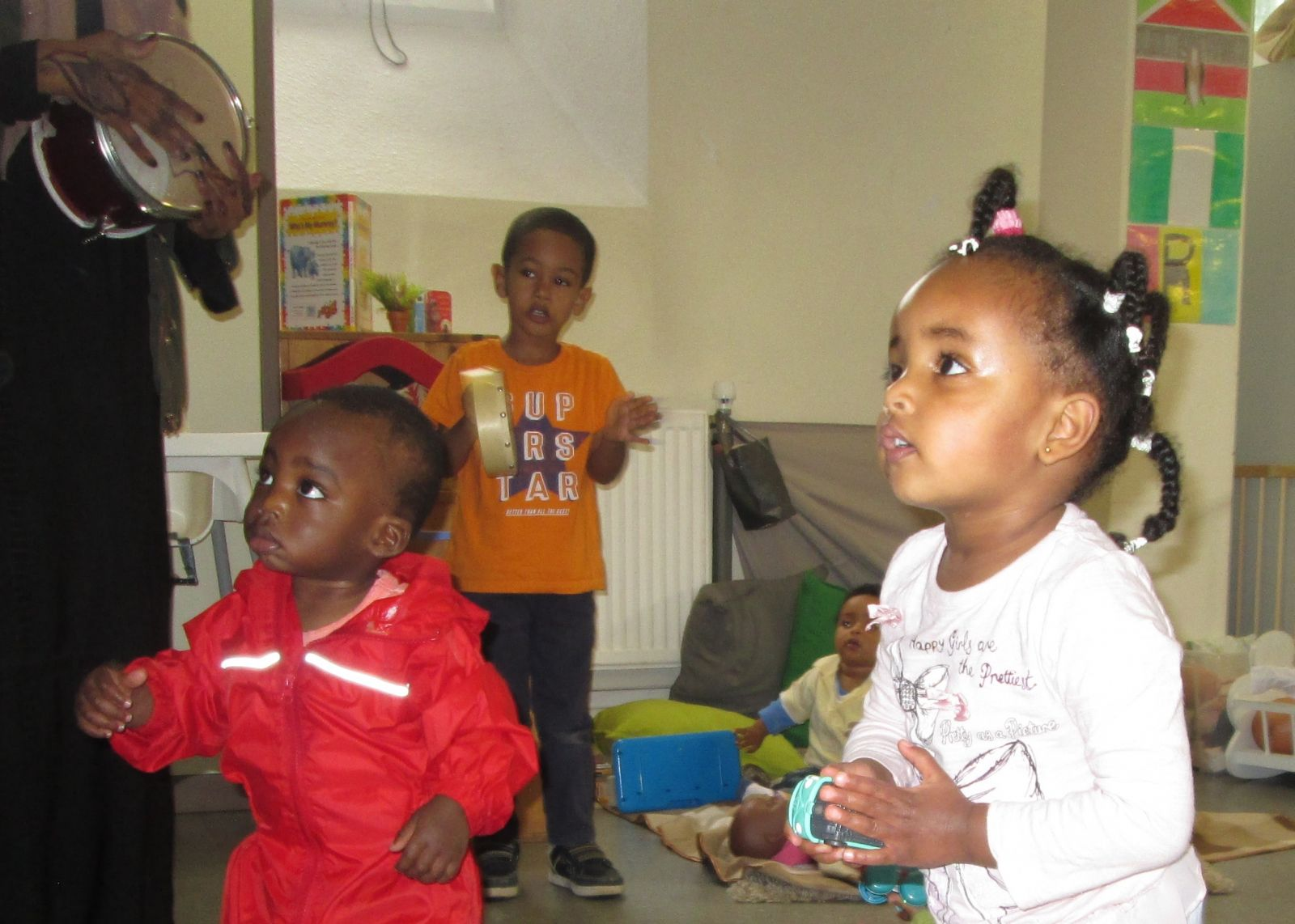 Lets Dance Update: Updates For A Safe Haven For Refugee And Asylum Seeking