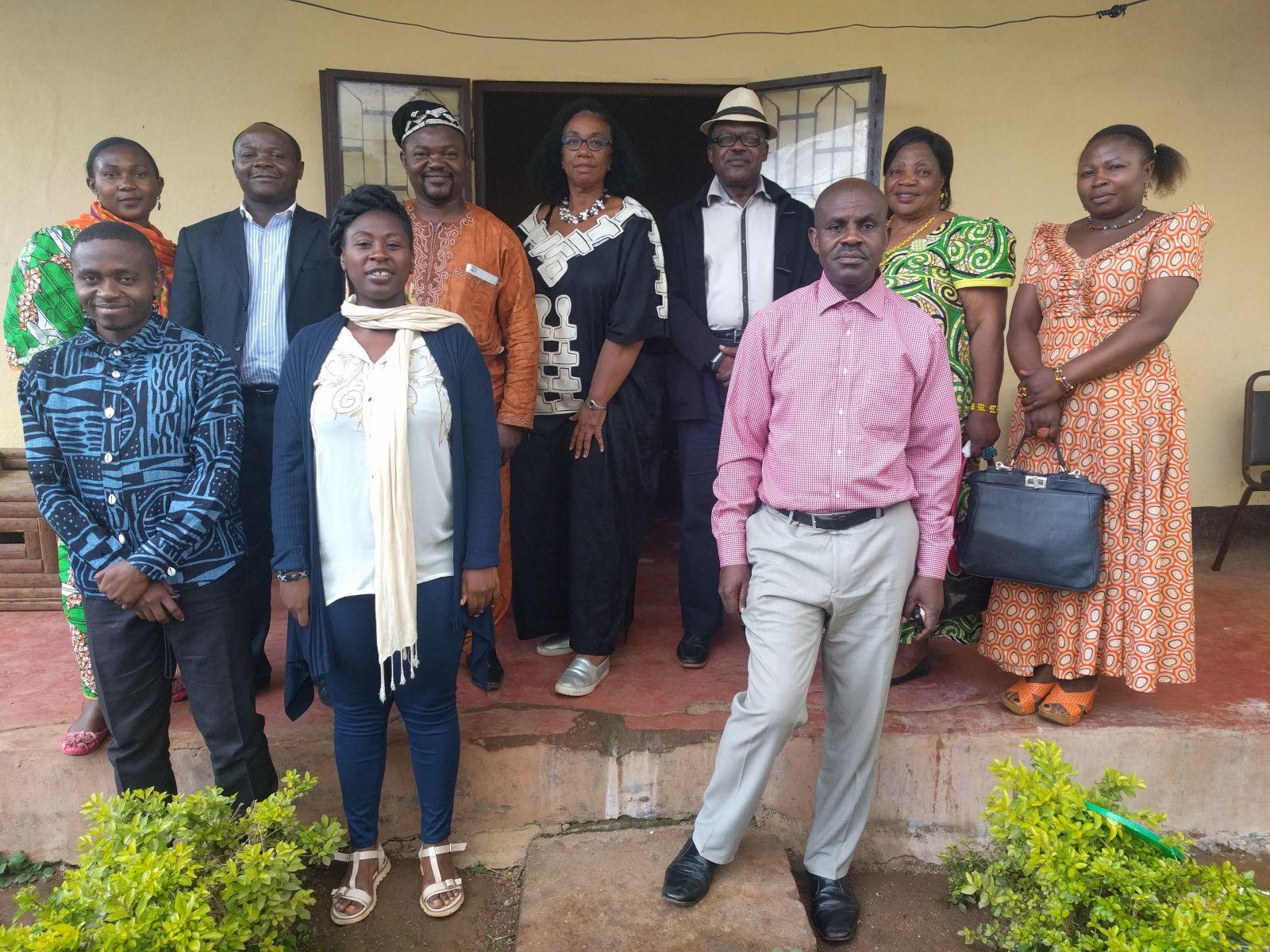 Taste Cameroon Community Enterprise CIC and Taste Cameroon Dschang
