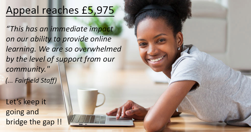 Appeal reaches £5,975